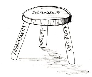SUSTAINABLE STOOL